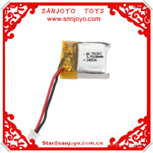 lithium polymer battery 3.7V 100mAh Li-Po Battery Mini Quadcopter RC UFO CX-10 accessories