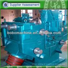 Máquina de fabricação de lâminas em espiral
