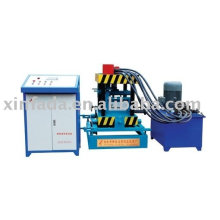 C-shape purling forming machine