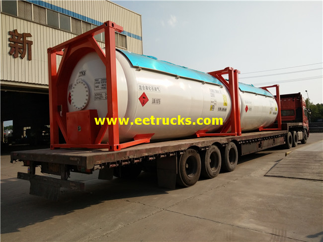 LPG Tank Storage Containers