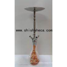Wholesale Stainless Steel Shisha Nargile Smoking Pipe Hookah