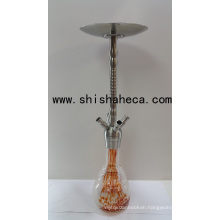 Wholesale Stainless Steel Shisha Nargile Smoking Pipe Hookah