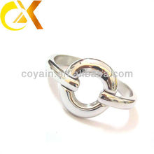 2015 New design stainless steel jewelry steel glamour bangle