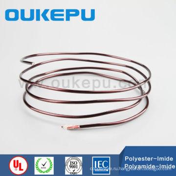 Китай эмалированные Алюминиевая проволока Поставщик на ouwei электрические