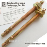 wedge anchor with three clip manufacturer in hebei handan yongnian