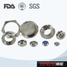 Stainless Steel Food Grade SMS Union Pipe Fittings (JN-UN2001)