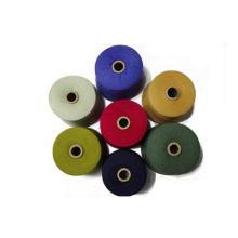 100% Ring Spun Polyester Garn zum Weben und Stricken