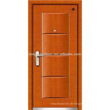 Fabrik benutzerdefinierte Stahl Holz gepanzerte Tür
