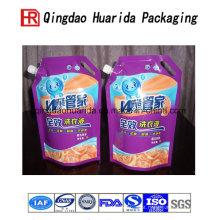 Preço de fábrica de vedação a quente de plástico saco de bico líquido