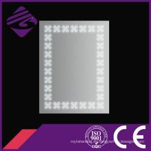 Jnhl-144 China Saso niebla ducha ducha impermeable LED espejo cuadrado