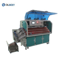 Automatic PVC Card Sheet Position Spot Welding Machine / Zhejiang