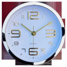 3D plastic numbers wall clock sticker 3d home decor 3d acrylic wall clock
