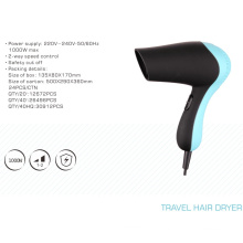 Foldable Hair Dryer for Travel Use Mini Travelling Hair Dryer