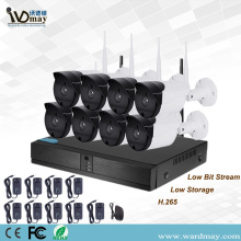 CCTV 1080P Wireless Wifi Surveillance Security Kit