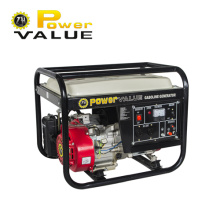 4kw Silent Electric Petrol Generator For Export