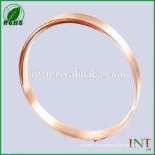 componentes eléctricos sellado de piezas de cobre revestido de plata