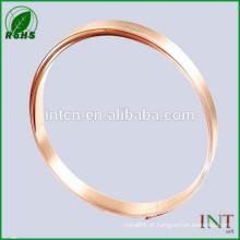 componentes elétricos, estampagem de peças de prata folheada de cobre