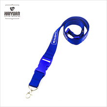 China Supplier Hot Sale Customized Logo Thick Neck Lanyard for Keys for Promotional Gift