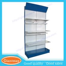 Buena capacidad de peso de accesorios de tienda de metal pantalla y soporte