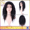 For African American Jerry Curl Virgin Cambodian Hair Lace Front Wigs