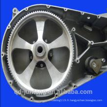 pièces de rechange de vélo boîte de vitesses en aluminium