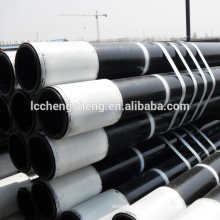 16Mn Cold drawn seamless black carbon steel pipe precision pipe smls pipe surface painting
