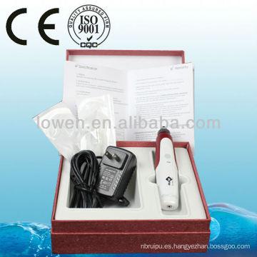Derma Korea Der Auto Microroller piel motorizada Theraphy rodillo aguja