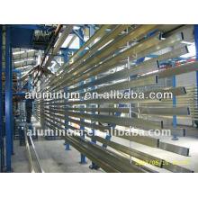 Profils en aluminium de la chambre solaire