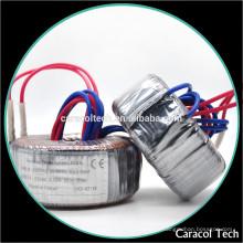 Pc40 matériel 1Kv intensifient le transformateur toroïdal pour le transformateur de mode de commutateur