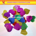 Hot Sale Party Popper with Metallic Foil Heart