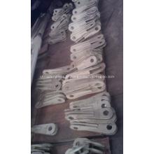 Conector de peças sobressalentes de aço para reboque de guincho de empilhadeira