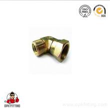 Колено 90° метрическая уплотнительное кольцо штуцера шланга (2E9)