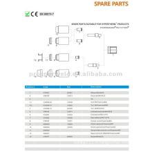 Découpe PLASMA SPARE PARTS-4