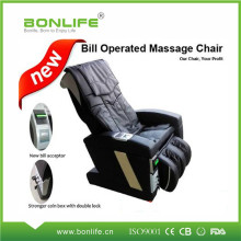 Bill Operated Automatic Massage Chair