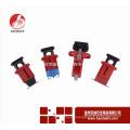 BAODI SEGURIDAD Mini bloqueo del interruptor automático (clavijas hacia afuera) BDS-D8604 Bloqueo de seguridad