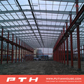 Prefab Customized Design Stahl Struktur Warehouse Von Pth