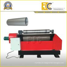 Máquina hidráulica de dos rodillos para el borde agrícola