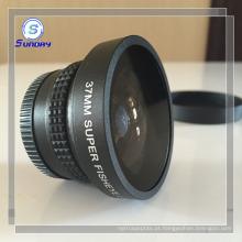 Lentes Super Olho De Peixe 0.21x 37mm Para Camcorder