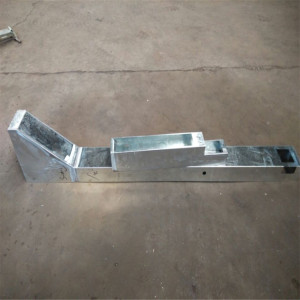 High Quality Galvanized Steel Laser Cutting