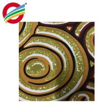 Удобные тканые воск печати ткани африканских кружева для одежды