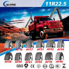 Neumático para camión pesado, neumático radial para camión, neumáticos sin cámara con etiquetado ECE DOT Reach