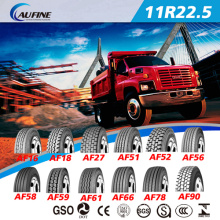Pneu do caminhão pesado, pneu radial do caminhão, pneus sem câmara de ar com rotulagem do alcance do PEDIDO ECE