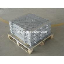 Refrigeradores de ar de alumínio do óleo para o compressor de ar (AOC0992)