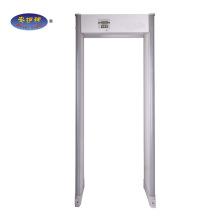 Detector de metais do quadro da caminhada / porta da segurança