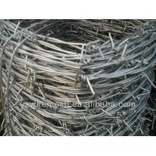 2015 swl caliente Usado lengüeta alambre para la venta / alambre de púas proveedor
