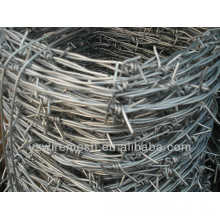 2015 hot swle Used barb wire for sale/ barb wire supplier
