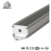 China plant supplying durable aluminium for led tube extrusion profile
