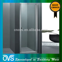 salle de bains sanitaires petite douche porte douche écran