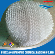 PP,PPC,PE.CPVC,PVDF plastic tower Structured Packings