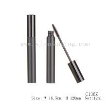 Slim Black Color Empty Mascara Tube